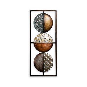 2837743-00000 Wand-Objekt 69x28 cm Metall