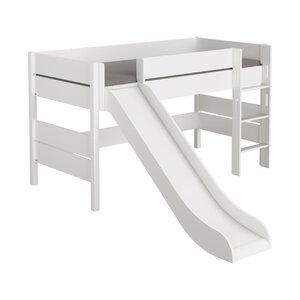 48 Paidi Tiago Spielbett mit Rutsche und gerader Leiter M030016-00000