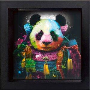 3327515-00000 Murciano,Panda Samourai 16x16