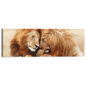 3244346-00000 Pair of Lions