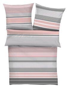 81 s.Oliver Streifen grau/rosa