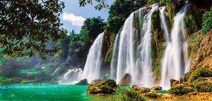 3363809-00000 Landschaft - Waterfall VI