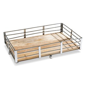 3249705-00000 Tablett Holz rechteckig