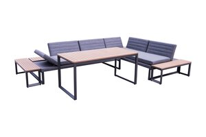 3548812-00000 Set Lounge 5tlg.