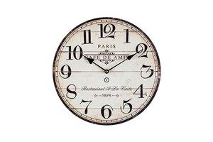 "3568849-00000 Wanduhr ""Paris"""