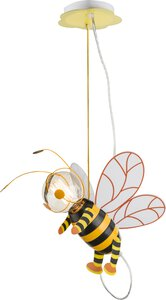 "3252944-00000 Pendelleuchte Biene ""Kita"""