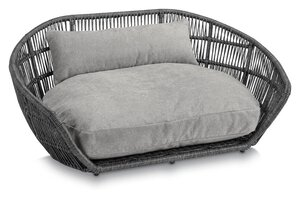 3567550-00000 Hundesofa Prado Tudor Grey
