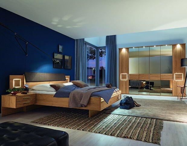 Schlafzimmer Samoa