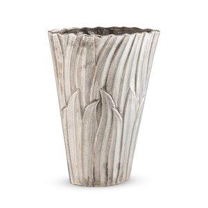 3375970-00000 Vase Aluminium silberfarben