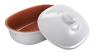 3615960-00000 Brottopf Maxi oval weiss