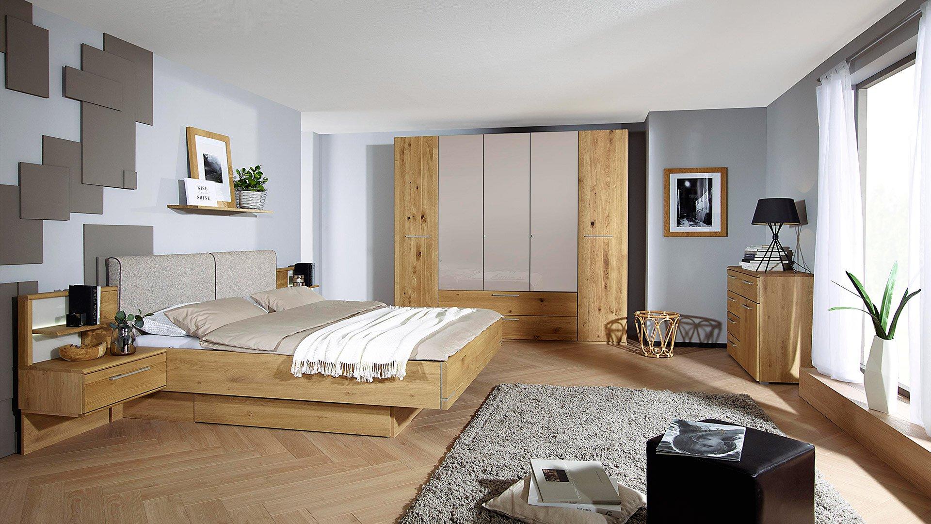Schlafzimmer Serie Mutola