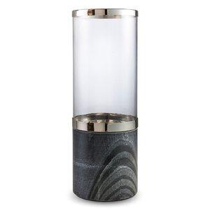 3193350-00000 Laterne Fuss Marmor schwarz