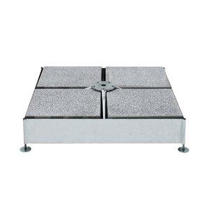 2689119-00000 180kg Schirmkreuz M4 o.Platte