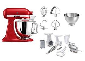 3303071-00000 Küchenmaschine empire rot+FPPC