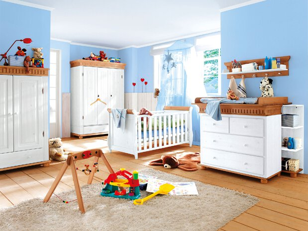 Babyzimmer Helsinki