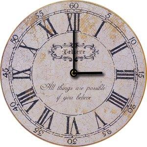 3308360-00000 Klassik Uhr UnifarbeVintage Cl