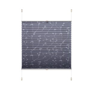 3331291-00000 Klemmfix Plissee Ranke grau