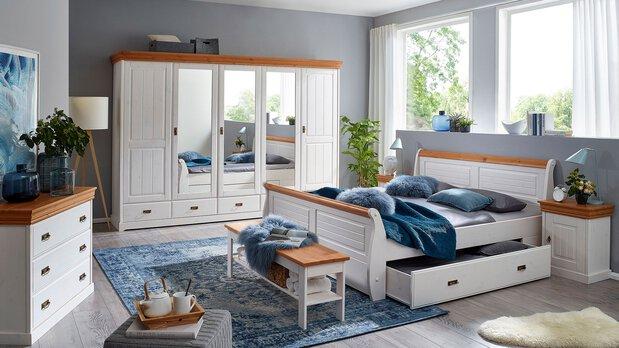 Schlafzimmer Hombre