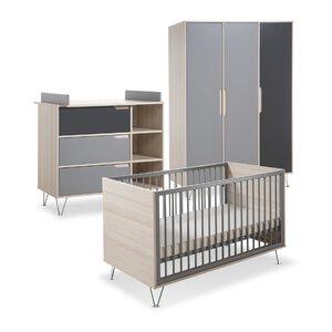 3305612-00000 Babyzimmer 3-tlg.
