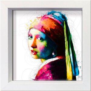 3327503-00000 Murciano,Vermeer Pop 16x16 cm