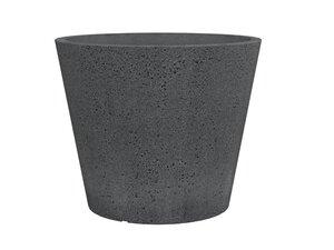 3347521-00000 Pflanzgefäß C-Cone Stony Black