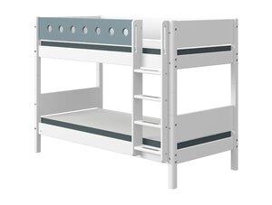 48 Flexa White Etagenbett mit gerader Leiter