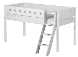 48 Flexa White Spielbett Schräge Leiter M024129-00000