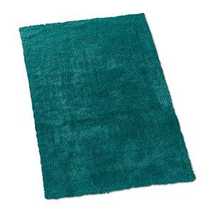 46 - Soft Uni Shaggy 720 turquoise