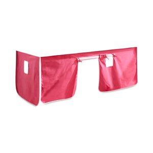 3349134-00000 Vorhangset pink/rosa