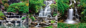 3363726-00000 Landschaft - Waterfall Set I