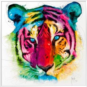 3327574-00000 Murciano,Tiger Pop 70x70 cm