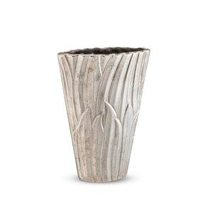 3375973-00000 Vase Aluminium silberfarben