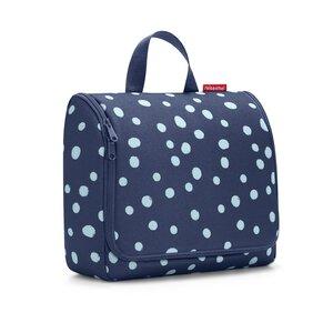 3025602-00000 Toiletbag XL spots navy