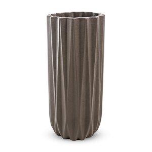 3472178-00000 Vase anthrazit klein