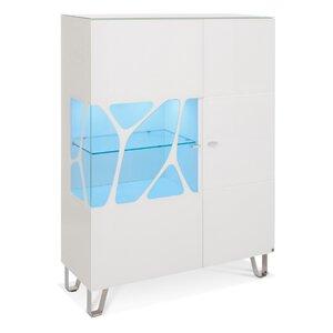 40 10 Cube Highboard weiß Genectic 1GT 110x145
