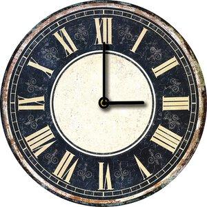 3308356-00000 Klassik Uhr UnifarbeVintage Cl