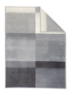 2840789-00000 Decke Granada Jacquard grau