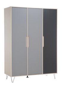 3305003-00001 Kleiderschrank 3-trg.