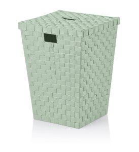 3457606-00000 Wäschebox ALVARO jadegrün