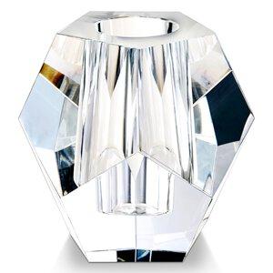 3241588-00000 Vase Kristallglas klar