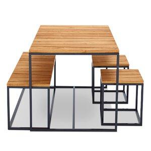 3021414-00001 Tischgruppe 4tlg. Alois