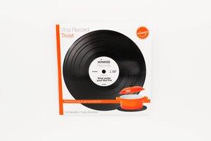 3316326-00000 Topfuntersetzer Schallplatten