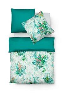 81 Fleuresse Bed Art S grün