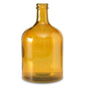 """3462628-00000 Vase """"Coljar""""dunkelgelb"""