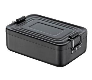 3471523-00000 Lunchbox Aluminium schwarz