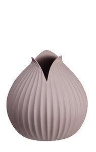 3356185-00000 Vase 18,5x18 cm mauve Yoko