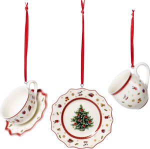 3352562-00000 Ornamente Geschirrset 3 tlg.