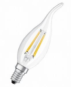 3532608-00000 E14/4 Watt LED Kerze Windstoß