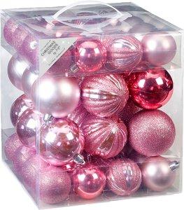 3376901-00000 Kugelbox, Rosa-Mix , 50 St.