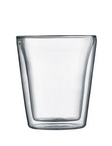 3377738-00000 Glas Canteen 2 St.0,2 l doppel